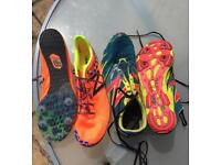 Men's track & cross country spikes size 11
