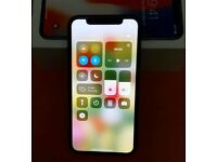 iPhone X 64 GB Unlocked Perfect Condition