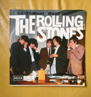 The Rolling Stones – Beat Beat Beat - sehr RAR - Vinyl LP