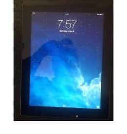 iPad 3rd generation 64gb, sadly iCloud locked, so selling as spares