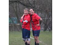 Ladies Football Team In Stockport Are Recruiting For The New Season