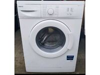 Beko slim washing machine - FREE DELIVERY
