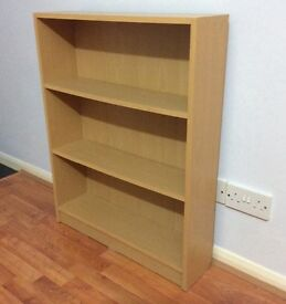 2 x small bookcases.