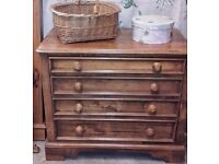 Willis and Gambier chest of drawers