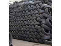 Used Car Tyres (not road worthy)