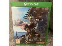 Monster Hunter World Xbox One Game