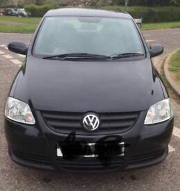 VW (Volkswagen) Fox (like polo or UP) 2010, Mot'd, low millage, cheap to run - great first car 1.2