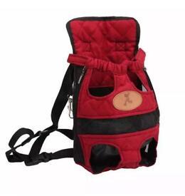 Dog chest bag M