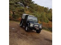Land Rover Defender 90 2.5 TD5 County Pick-Up 2dr - An Absolutely Stunning Example