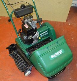 Petrol Lawnmower Qualcast 35s & Scarifier - Excellent Condition Offers