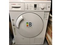 Bosch Condenser Tumble Dryer - Price negotiable looking for urgent quick sale