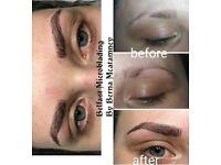 Microblading (semi permanent eyebrows)