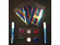 Metallic Foil/Glitter Bumper Kit