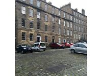 2 LARGE ROOM AVAILABLE IMMEDIATELY - NEW TOWN, EDINBURGH £600p/m & £500p/m inc bills/ wifi etc
