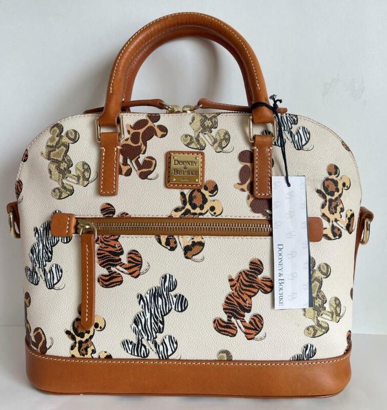 Disney Dooney & Bourke Animal Kingdom Satchel Handbag NWT