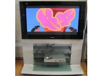 "Panasonic Viera 37"" Plasma Flatscreen TV with stand, fully working"