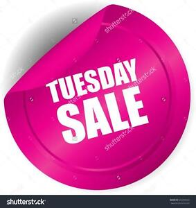 TUESDAY SALE (Closed MONDAY) *- USED APPLIANCE SALES at 9267 - 50 Street Edmonton