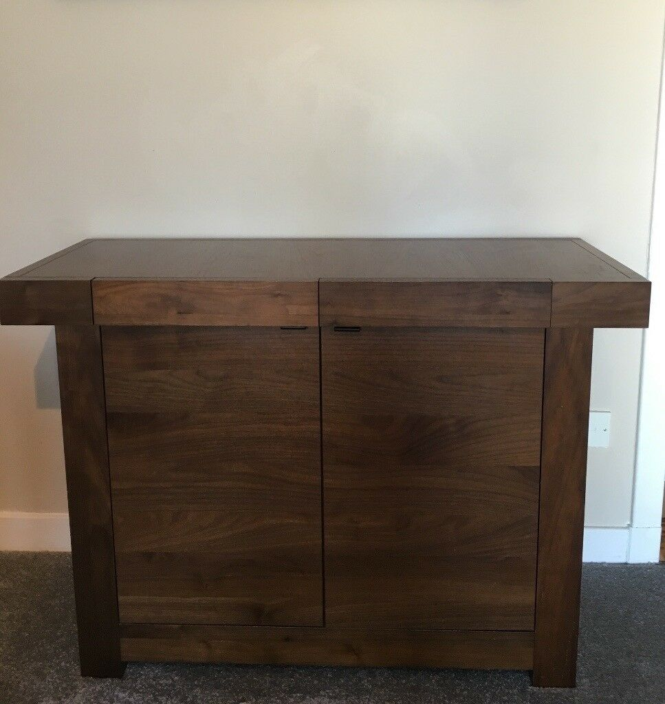 Gumtree Coffee Table Teak: Console Table/sideboard Bentley Designs Walnut