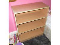 2 x shelf / bookcases