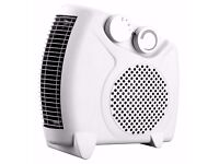 7 x Portable Fan Heaters