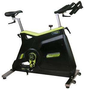 NEW Spinner eSPORT Fitness LIGHTING 959 (Fully enclosed for safety) 60lb Flywheel