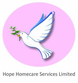 Homecare Workers Maldon (Essex) - Part Time £9-£11 Per hour