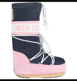 Jack wills moon boots
