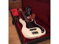 Fender USA Hot Rod Bass Guitar