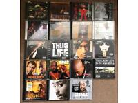 2PAC + HIP HOP COLLECTION