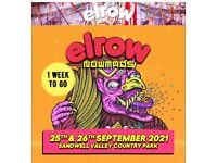 Elrow West Midlands weekend ticket