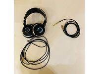AKG K271 mk II headphones (faulty) + spare audio cable