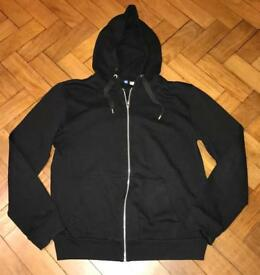 Men's black hoodie from H&M size medium