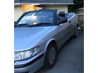Saab 9-3 convertible 1999