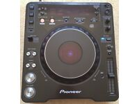 1 X Pioneer CDJ 1000 MK2 With Power Cable - MINT CONDITION!