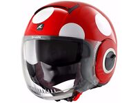 Shark Nano Coxy helmet - New with box and tags