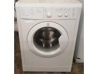 £140 8KG Indesit Washing Machine – 6 Months Warranty