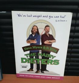 THE HAIRY DIETERS by Dave Myers & Si King