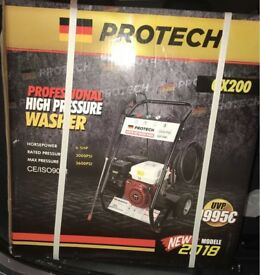 Protech Pressure washer for sale!!!!!