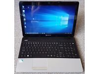 """Packard Bell EasyNote TE Pentium 15.6"""" Laptop, Windows 10, Good Spec, Great Condition"""