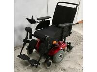 Invacare Pronto M41 electric wheelchair powerchair mobility scooter