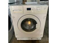 7kg Howdens A+ Integrated Washing Machine with Local Free Delivery