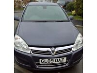2009 Astra EcoFlex 1.7 diesel £30 a year tax one owner from new mot end July 17 MUST BE SEEN