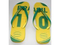 Brazil original Beach Havaianas flip-flops (available in different styles, sizes and colours