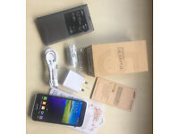 Samsung Galaxy S5 16GB charcoal black unlocked to any network with fingerprint reader