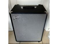 Fender Rumble V3 Bass Combo Amp 200W