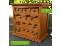 Nice small multichest set of drawers