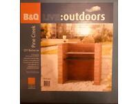 B&Q BBQ - Brand New