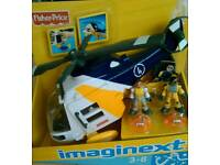 Toy helicopter New