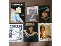 Rare David Bowie Books, Programmes & More