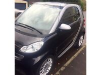 Smart for two,heated leather seats,£20 per year tax,cheep insurance, reliable & economical.
